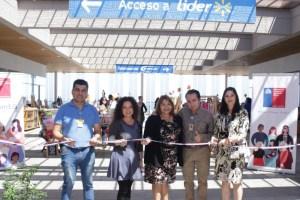 Walmart Chile inaugura junto a Ministerio de la Mujer primera Feria de Mujeres Emprendedoras del año