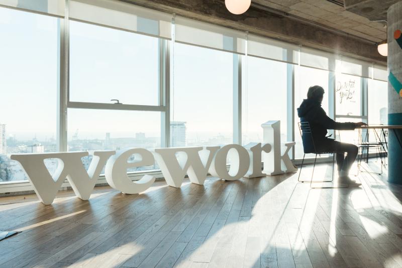 WeWork anuncia la apertura de su nuevo edificio en Chile