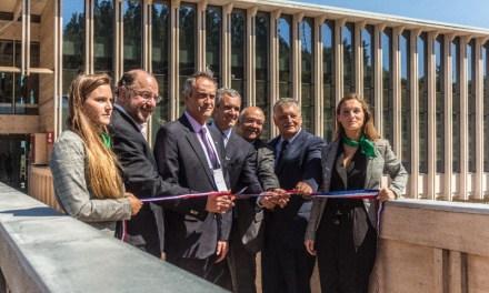 CMPC inaugura innovador y moderno edificio corporativo sustentable en el sur de Chile