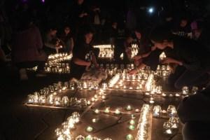 Chile celebró su décima Hora del Planeta