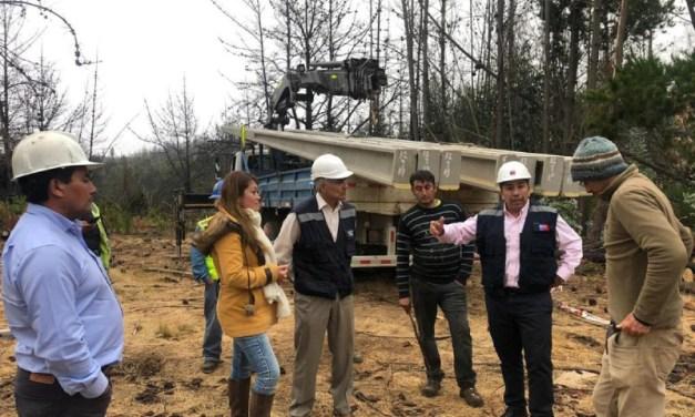 Ministerio de Energía y CGE dan inicio a obras de suministro eléctrico en Navidad