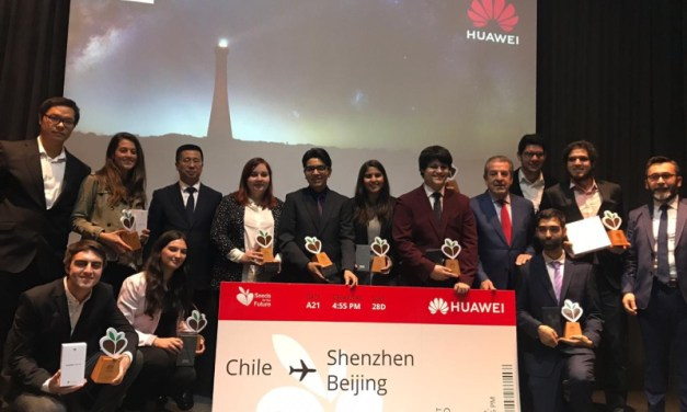 Conoce a los diez estudiantes chilenos que visitarán la Universidad Huawei en China