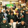 Supermercados Cencosud destacan con positivas cifras de inclusión laboral en primer año de la ley