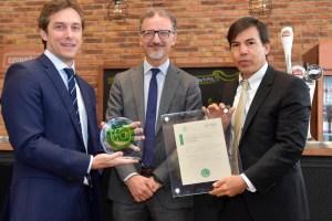 Stella Artois, Becker y Baltica serán fabricadas en un 100% con Energía Renovable No Convencional proveniente de un parque solar de Enel Green Power Chile