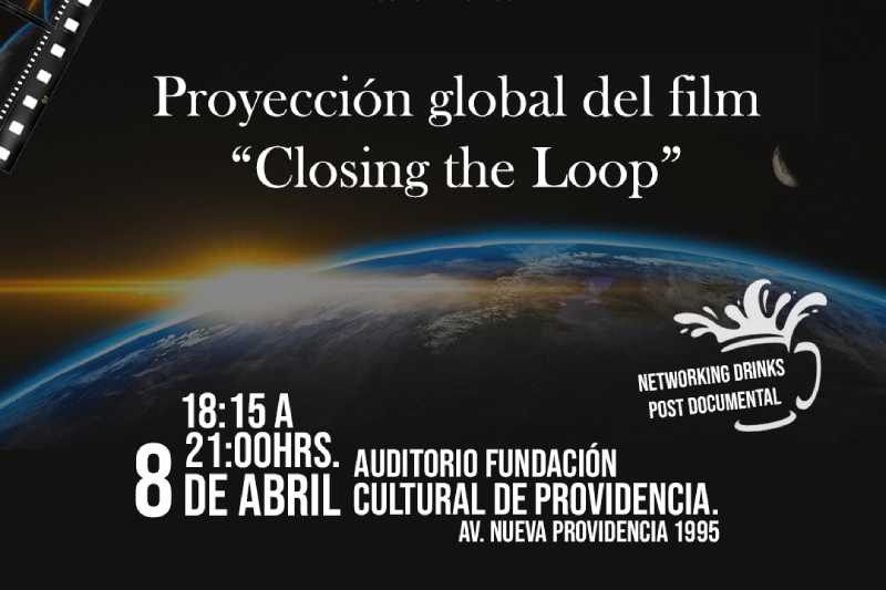 Circular Economy Club exhibirá el film Closing the Loop