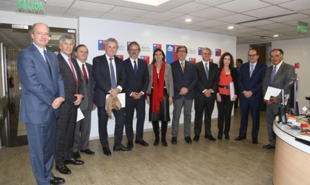 Líderes empresariales se reúnen con Ministra Schmidt para proponer aportes del mundo empresarial a la COP 25