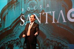 Bolsa de Santiago presentó nueva imagen corporativa con foco en tecnología y sostenibilidad
