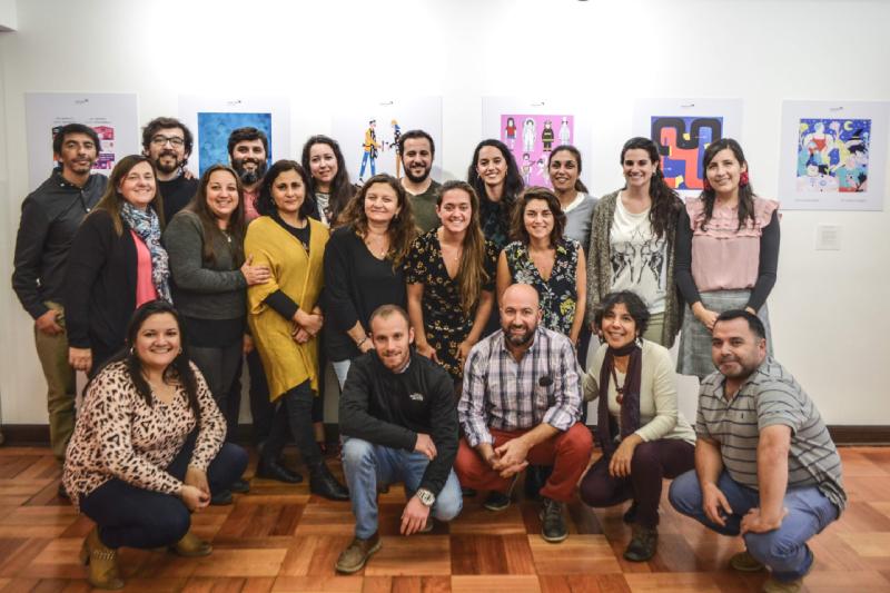 FOSIS concluye programa de innovación social con Balloon Latam en El Maule