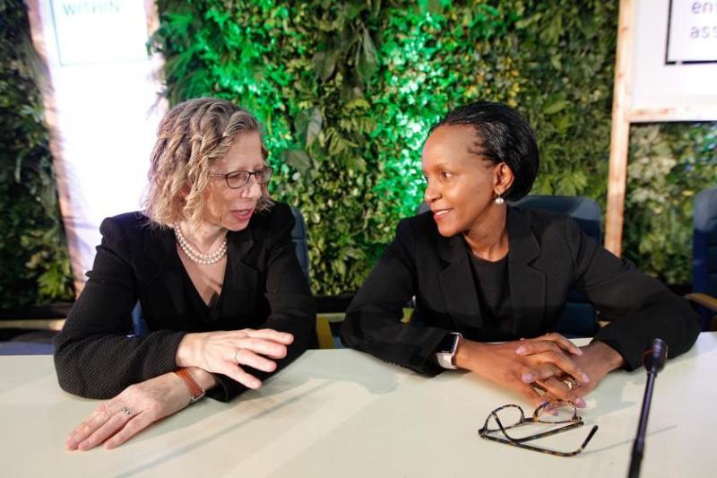 La danesa Inger Andersen asume el cargo de Directora Ejecutiva de ONU Medio Ambiente