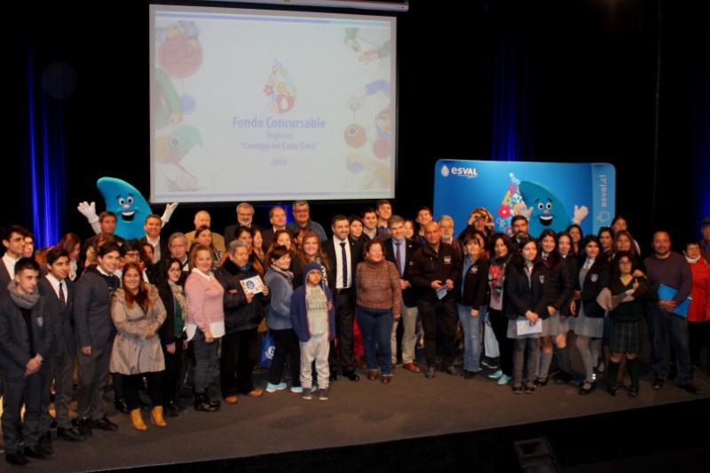 Fondo Concursable Regional de Esval invita a desarrollar proyectos para cuidar el agua