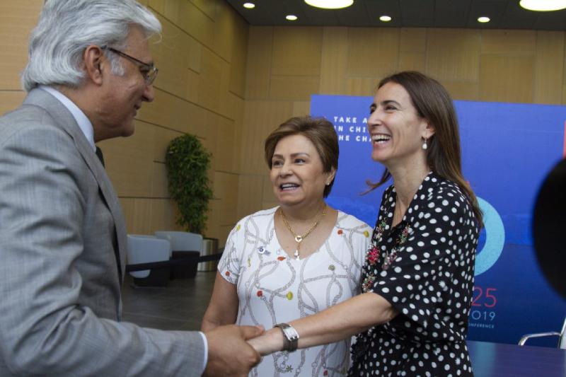 Chile liderará la coalición de mitigación en la Cumbre Climática en Nueva York