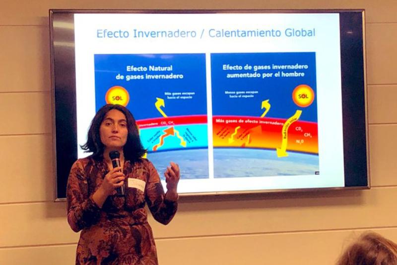 Sector privado participa del Proceso de Consulta Pública Ley Marco de Cambio Climático organizado por la Alianza Unidos por la COP25