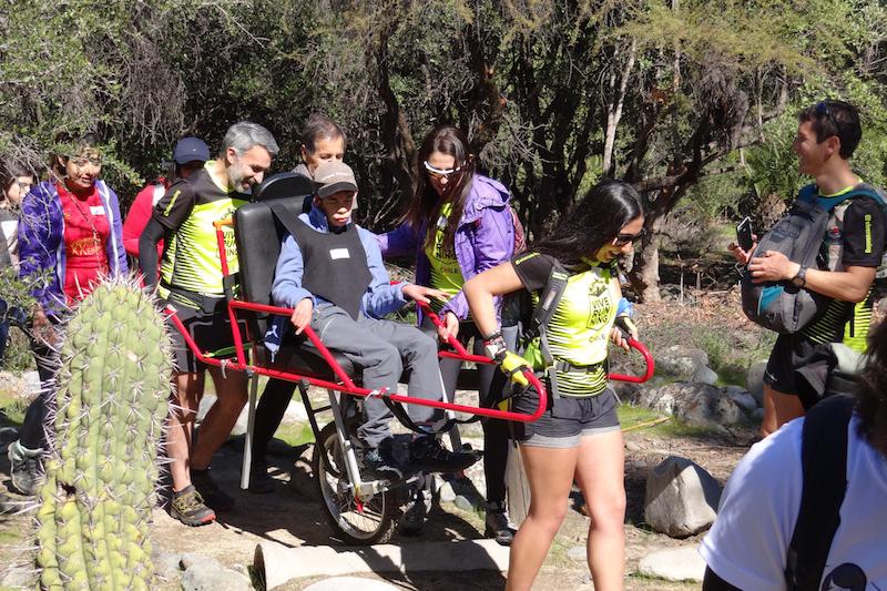 Seminario abordará la experiencia del senderismo en personas con discapacidad