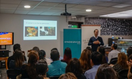 Endeavor realizará inspiradoras jornadas en Calama y en Antofagasta para potenciar el emprendimiento local