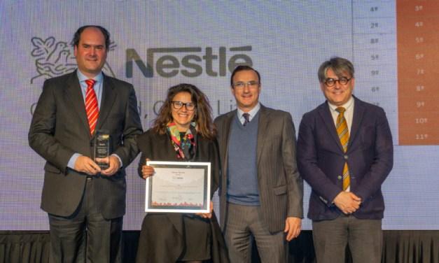 Nestlé entre las empresas más atractivas para trabajar en Chile