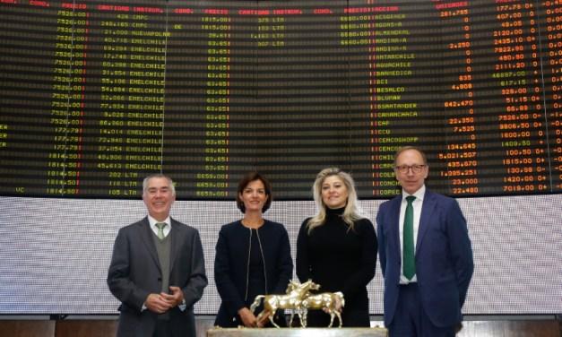 Bolsa de Santiago y Bolsa de Luxemburgo firman acuerdo de colaboración para impulsar mercado de bonos verdes en chile