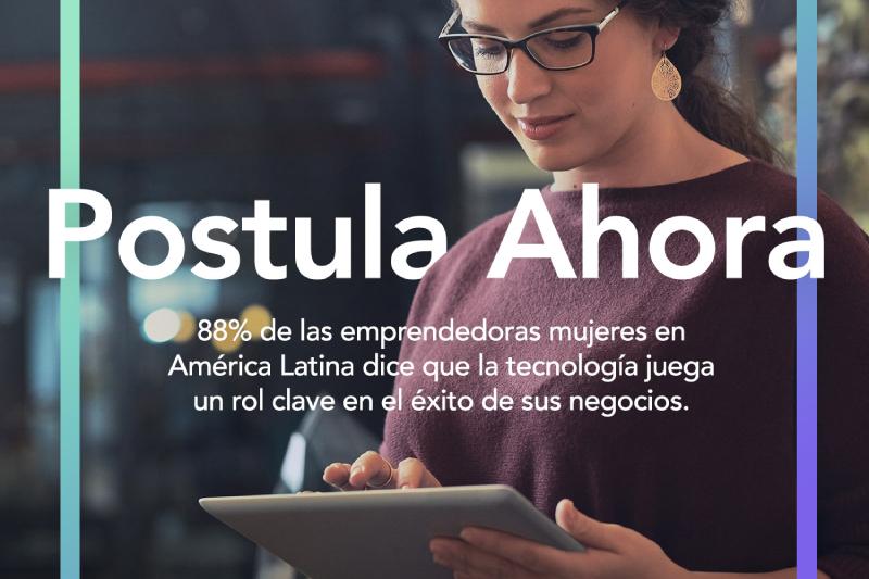 Abren postulaciones de programa de crecimiento de negocios gratuito para emprendedoras chilenas