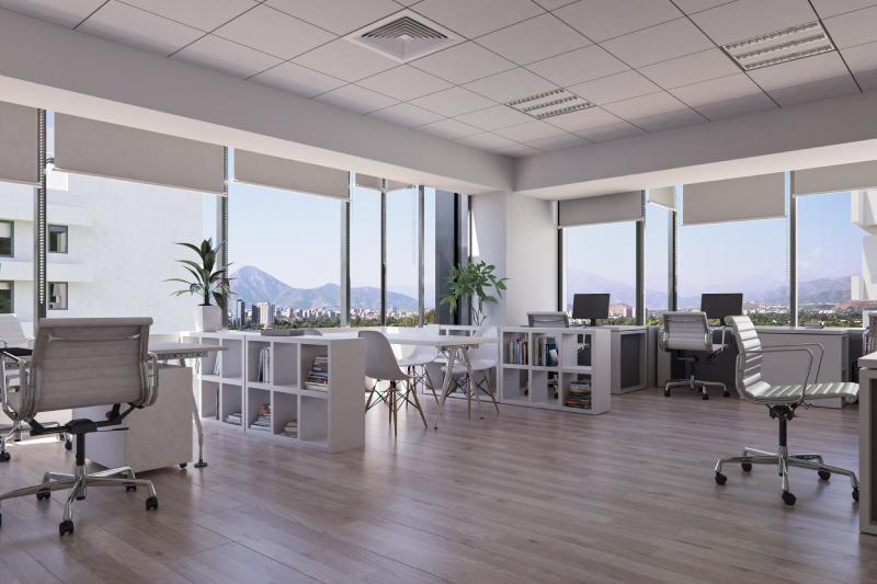 Las 3 claves de los espacios flexibles en el trabajo