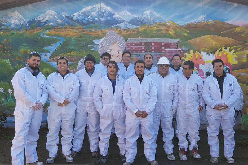 Hogar de ancianos en La Pintana recibe donación para mejorar aislación térmica