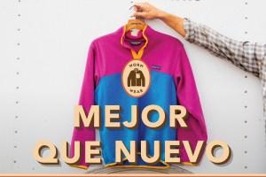 Patagonia innova con iniciativa de venta online de ropa reutilizada para este cyber