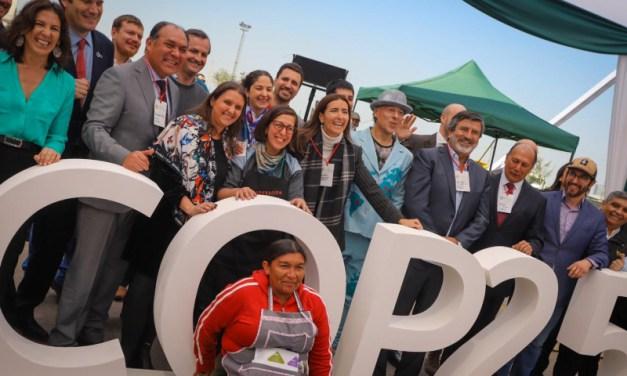 En Mercado Lo Valledor se lanzó Plan de Gestión de Residuos de la COP25
