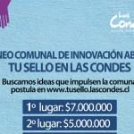 Convocatoria de la Municipalidad de Las Condes ofrece financiamiento y mentorías para emprendimientos con impacto social