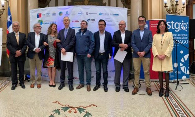 Nestlé se suma a inédito modelo colaborativo de protección de la cuenca del Maipo