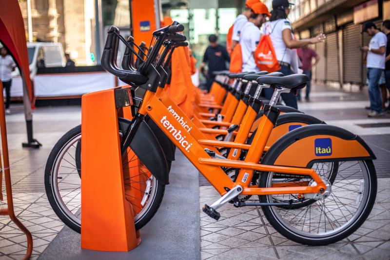 Bike Santiago promueve la disminución de CO2 a favor de la consciencia ambiental