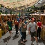 Providencia continúa apoyando a los emprendedores con Sabores del Mundo en Barrio Manuel Montt