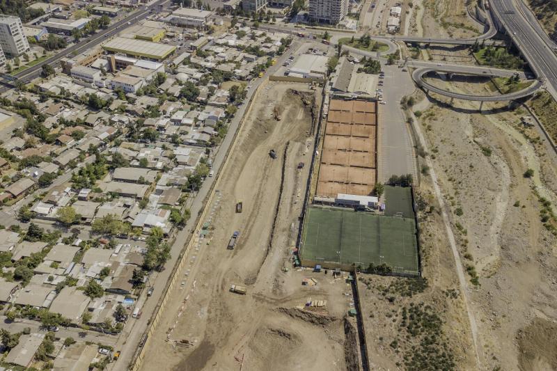 Municipalidad de Lo Barnechea es pionera en promover la gestión de residuos de la construcción