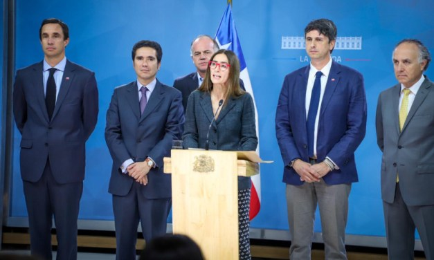 Ministra Schmidt realiza balance de la COP25 al llegar a Chile