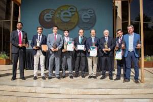 CMPC es reconocida con cuatro premios por eficiencia energética