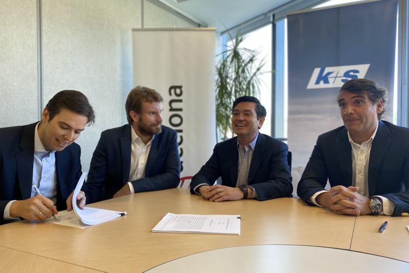 Empresa K+S comenzará a abastecer sus instalaciones en Chile con energía renovable proporcionada por ACCIONA