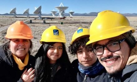 Alumna de Toconao prepara proyecto para construir un reloj solar inspirado en la cosmovisión andina