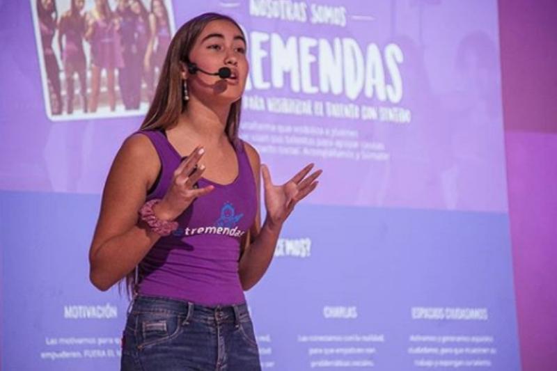TREMENDAS: la voz de la nueva generación de mujeres Chilenas que se toman el presente