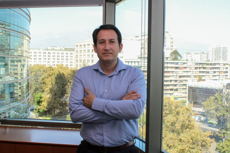 """""""Cada vez más inversionistas, locales y extranjeros, necesitan información ESG de las empresas"""": Patricio Valenzuela, Intendente de Regulación del Mercado de Valores de la CMF"""