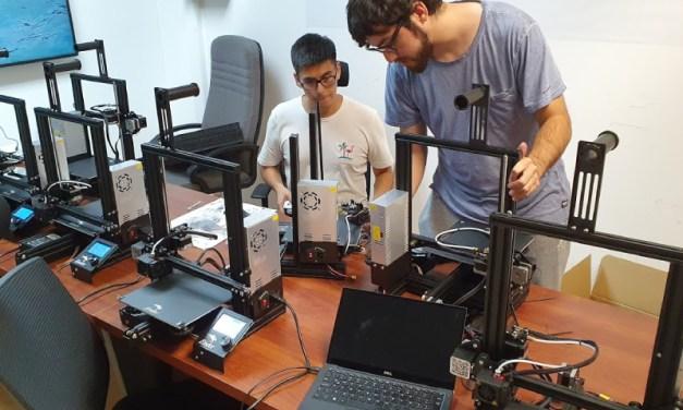 UCN recibirá donaciones de material para construir escudos faciales
