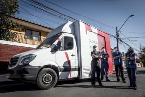 Clínicas Móviles de CMPC y Desafío Levantemos Chile realizaron cerca de 2 mil test por coronavirus en abril y mayo en Puente Alto, y las regiones del Biobío y La Araucanía