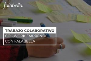 """Falabella Retail lanza programa co-work """"Emprende con Falabella"""""""