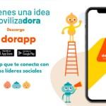 Dorapp: La App DEL HOGAR DE CRISTO Y ACCENTURE para impulsar emprendimientos sociales