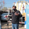 Municipalidad de Puente Alto, Aguas Andinas y TECHO concretan primera entrega de torres de agua para campamentos de la Región Metropolitana