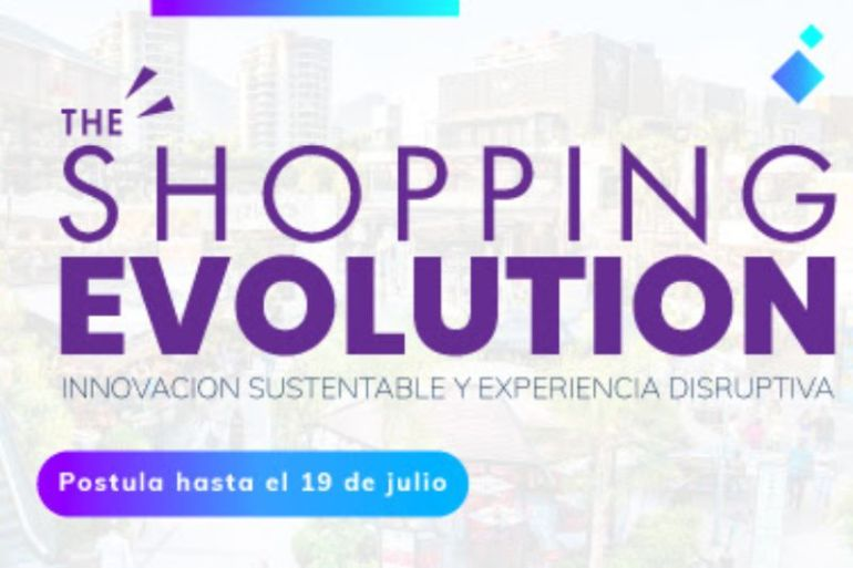 Convocatoria The Shopping Evolution: Parque Arauco y ChileGlobal Ventures buscan innovaciones de base tecnológica