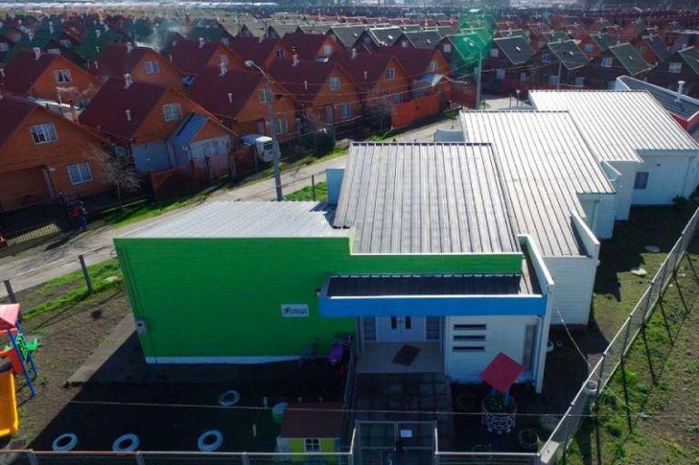 Enel Generación Chile financia la construcción de la nueva escuela Rosa Medel de Coronel