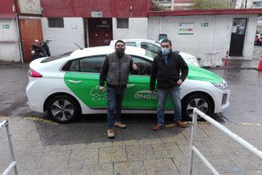 Más de 1.200 personas han sido beneficiadas gracias al servicio de autos 100% eléctricos de ENGIE en organismos de salud