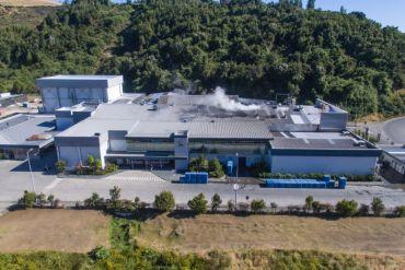 Camanchaca cierra acuerdo con Lipigas para dotar de energía limpia a plantas productivas
