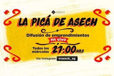 """""""La picá de Asech"""", una nueva vitrina para los emprendedores"""