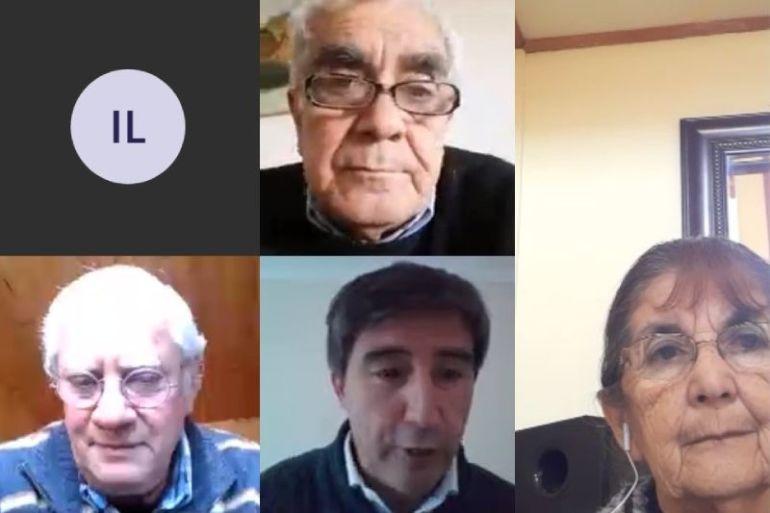 Con reuniones virtuales Esval recoge inquietudes de dirigentes vecinales