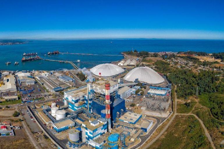 Enel Generación Chile  recibe autorización para adelantar retiro y desconexión final de Bocamina II