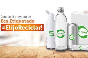 Sello informará a los consumidores sobre la reciclabilidad de los envases de los productos