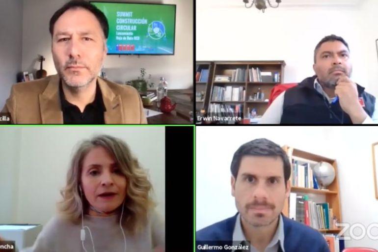 La construcción chilena da un paso clave hacia la economía circular
